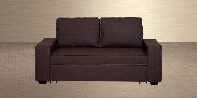 Junto Leatherette Sofa Cum Bed Main Image