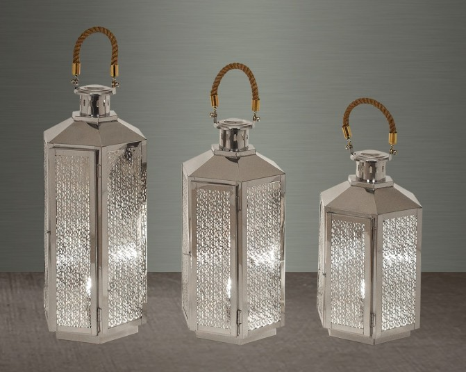 Nileda Electric Lantern Light View