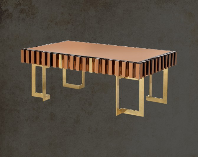 Aurelius Coffee Table  With Drawer Main Image