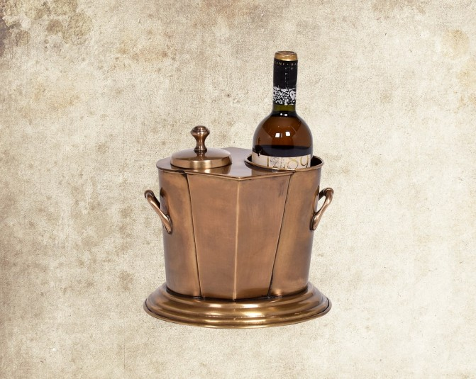 Edorta Single Bottle Wine Chiller Main Image