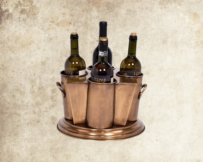 Edorta 4 Bottle Wine Chiller Main Image