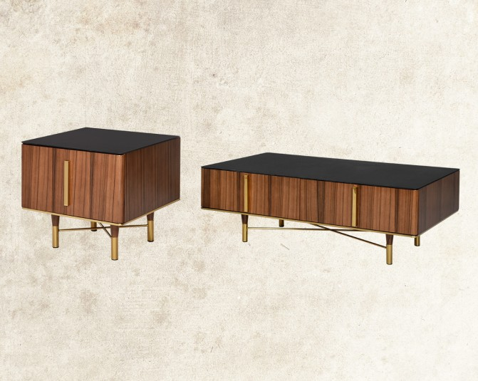 Austin Coffee & End Table Set Main Image