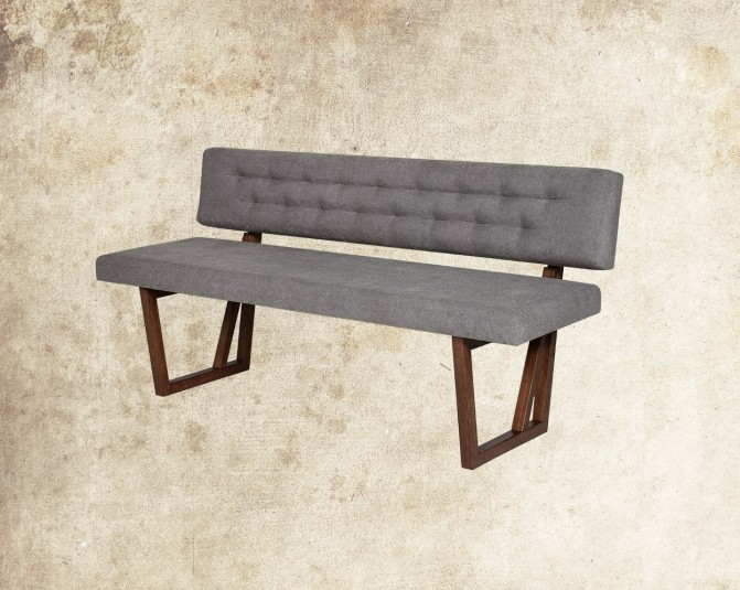 Hadrian Double Bench Main Image