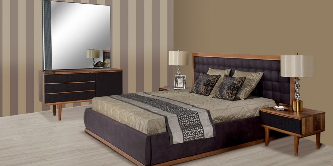 Liliana Bed Set With Storage Main Image