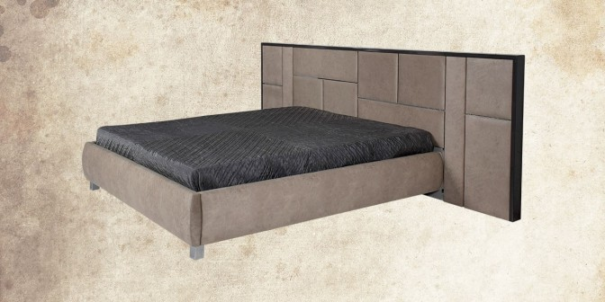 IMELDA KING BED WITH STORAGE