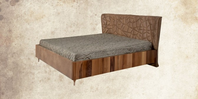ANICA KING BED WITH STORAGE