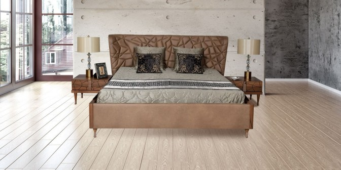 Anica King Bed Set With Storage Main Image
