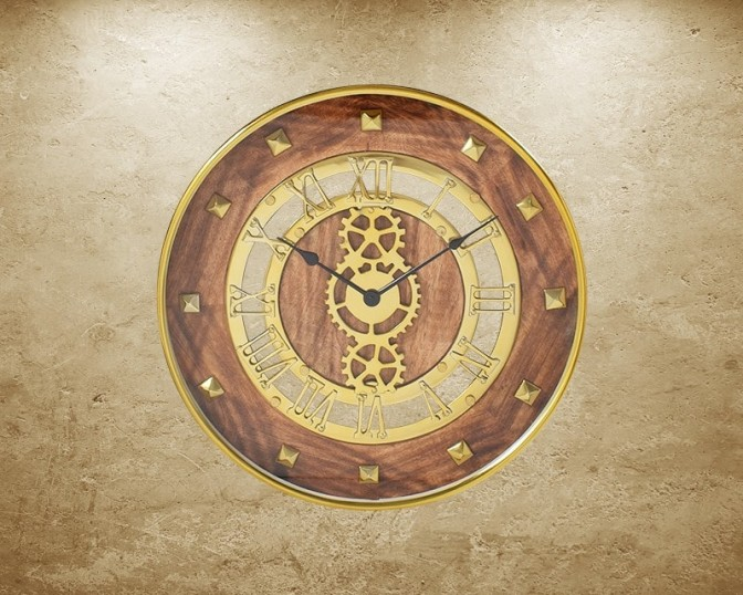 Enrico Wall Clock Main Image