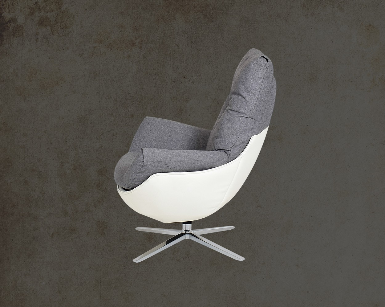 Verlin Leisure Chair Side View