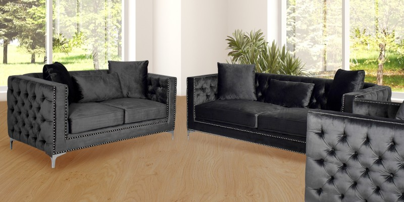 Phenomenal Rebeca Fabric Sofa Set Camellatalisay Diy Chair Ideas Camellatalisaycom