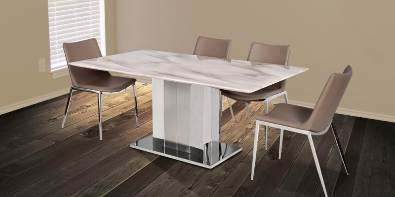 Buy Edenia 6 Seater Dining Table Online At 30 Off Furniturewalla