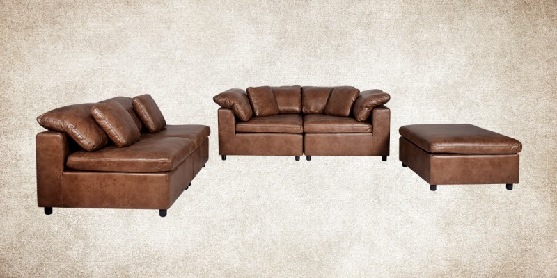 Remarkable Alden Fabric Modular Sofa Set Gmtry Best Dining Table And Chair Ideas Images Gmtryco